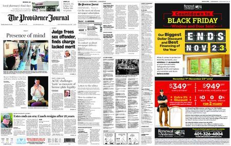 The Providence Journal – November 20, 2018