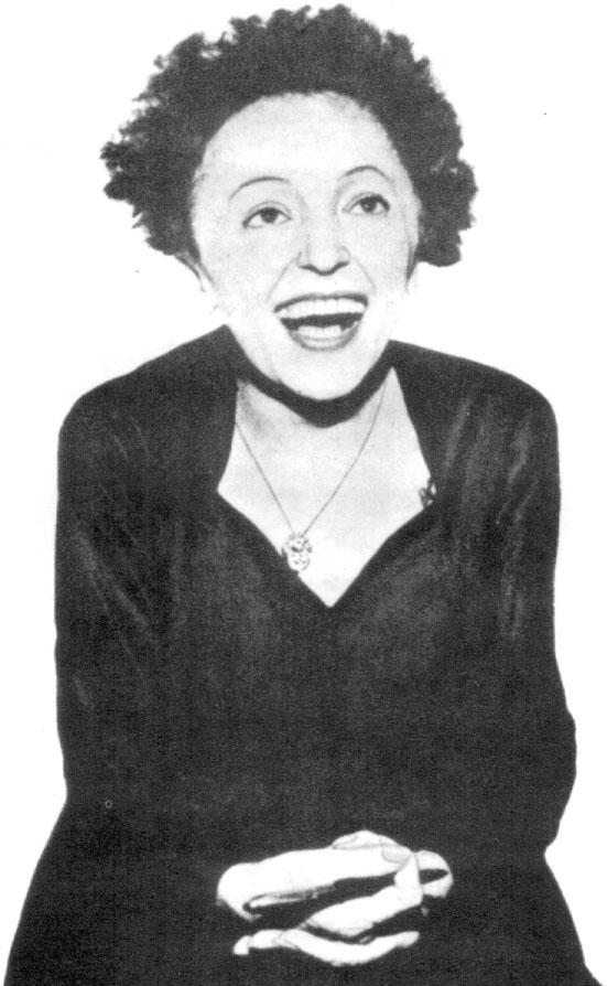 Édith Piaf - Bravo pour le clown