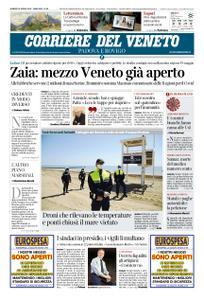 Corriere del Veneto Padova e Rovigo – 10 aprile 2020