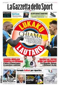 La Gazzetta dello Sport – 10 aprile 2020