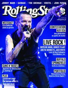 Rolling Stone France - juillet 2018