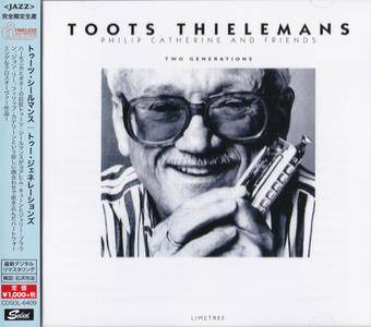 Toots Thielemans - Two Generations (1974) {2015 Japan Timeless Jazz Master Collection Complete Series CDSOL-6409}
