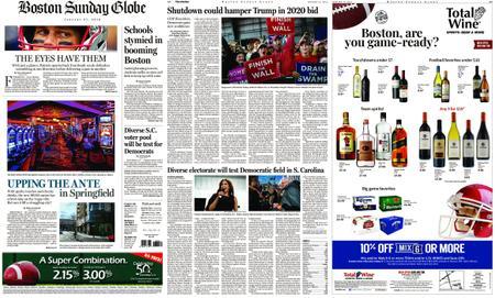 The Boston Globe – January 27, 2019