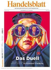 Handelsblatt - 08. Juni 2018