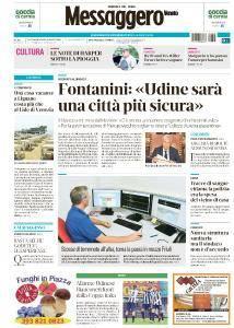 Il Messaggero Veneto Udine - 12 Agosto 2018