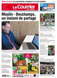 Le Courrier de l'Ouest Angers – 21 mai 2021