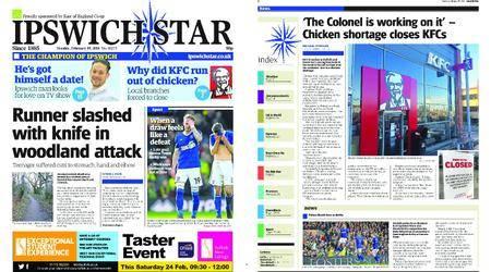 Ipswich Star – February 19, 2018
