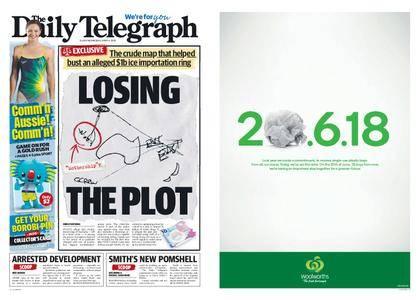 The Daily Telegraph (Sydney) – April 04, 2018