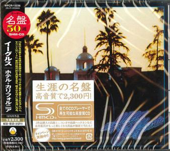 Eagles - Hotel California (1976) {2008, SHM-CD, Japanese Limited Edition, Remastered}