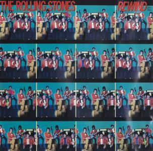 The Rolling Stones - Rewind (1971-1984) (1984) [1984 Japan Original, RSR-Atlantic 7 90176-2]