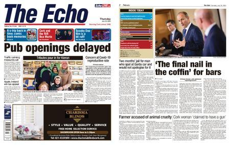 Evening Echo – July 16, 2020
