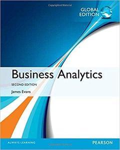 Business Analytics (Repost)