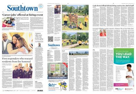 Daily Southtown – July 25, 2021