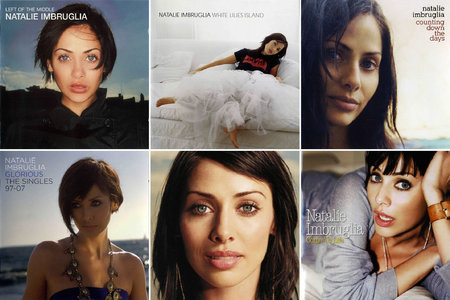 Natalie Imbruglia - Albums Collection 1997-2009 (5CD+DVD) [Re-Up]