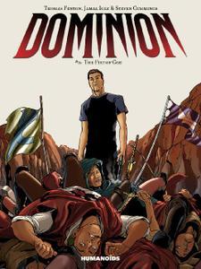 Humanoids-Dominion Vol 03 The Fist Of God 2021 Hybrid Comic eBook