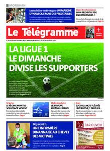 Le Télégramme Auray – 16 août 2020