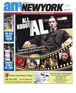 AM New York - March 14, 2018