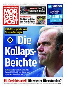 Hamburger Morgenpost – 15. Mai 2019