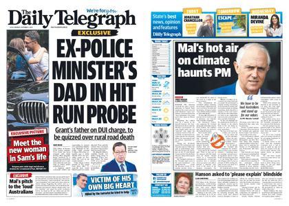 The Daily Telegraph (Sydney) – December 02, 2019