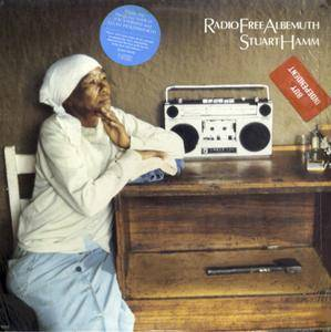 Stuart Hamm - Radio Free Albemuth (1988) Original US Pressing - LP/FLAC In 24bit/96kHz