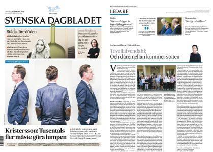 Svenska Dagbladet – 14 januari 2018