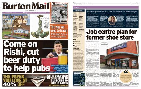 Burton Mail – March 02, 2021