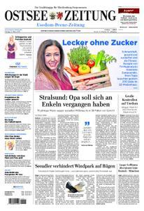 Ostsee Zeitung Wolgast - 15. März 2019