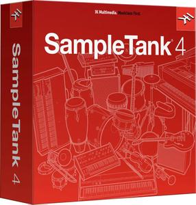 IK Multimedia SampleTank 4 v4.0.8 WiN / OSX