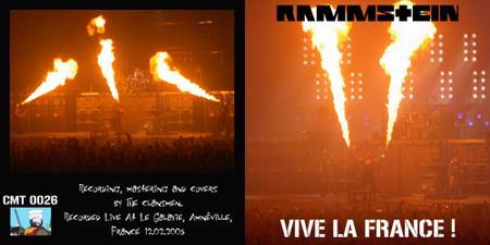 Rammstein - Vive La France-Amneville (2005)