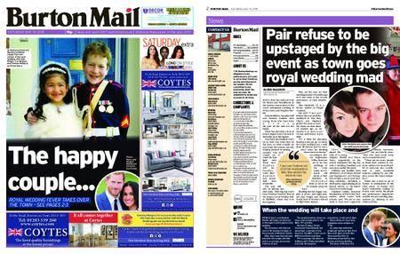 Burton Mail – May 19, 2018