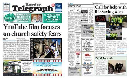 Border Telegraph – July 04, 2018