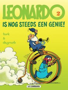 """Strip - """"Leonardo - 02 - Is Nog Steeds Een Genie! cbr"""