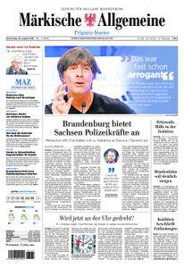 Märkische Allgemeine Prignitz Kurier - 30. August 2018