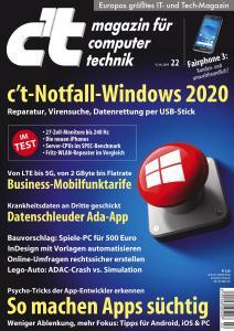 c't Magazin - 12 Oktober 2019