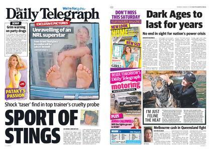 The Daily Telegraph (Sydney) – January 31, 2019