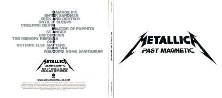 Metallica - Past Magnetic (2008)