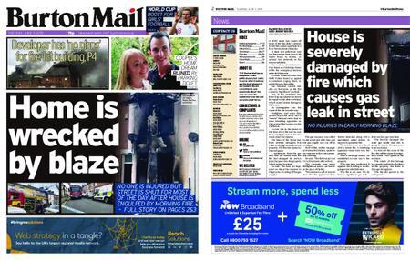 Burton Mail – June 11, 2019