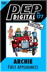 177-Archie-First Appearances 2015 Forsythe
