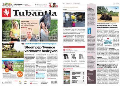 Tubantia - Enschede – 27 juli 2018