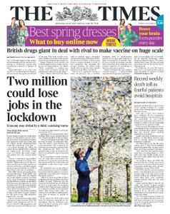 The Times - 15 April 2020