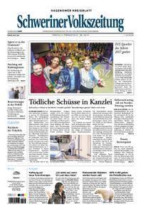 Schweriner Volkszeitung Hagenower Kreisblatt - 02. Februar 2018