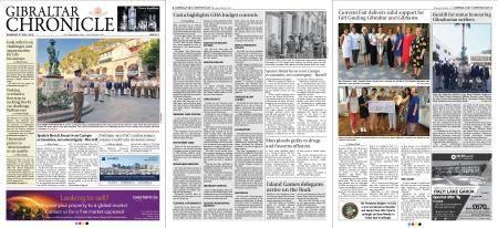 Gibraltar Chronicle – 05 July 2018