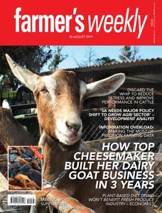 Farmer's Weekly - 30 August 2019