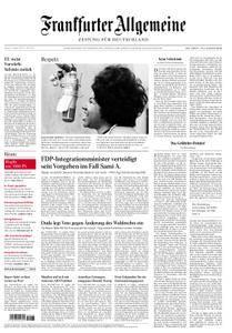 Frankfurter Allgemeine Zeitung F.A.Z. - 17. August 2018