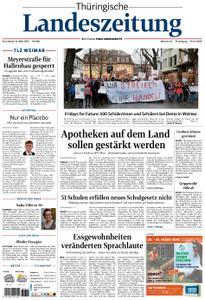 Thüringische Landeszeitung – 16. März 2019