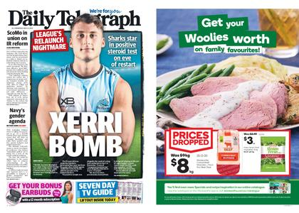 The Daily Telegraph (Sydney) – May 27, 2020
