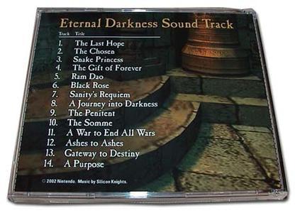Eternal Darkness: Sanity's Requiem SoundTrack