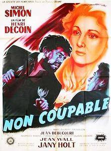 Not Guilty / Non coupable (1947)