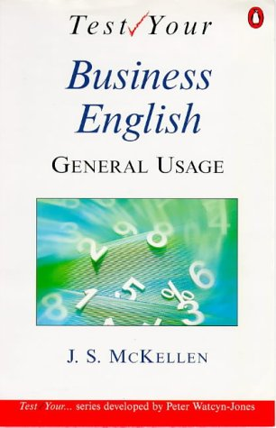 Test Your Business English - General Usage