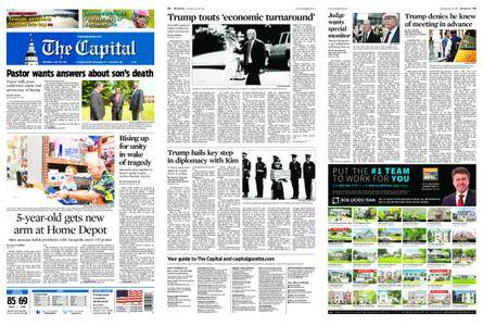 The Capital – July 28, 2018